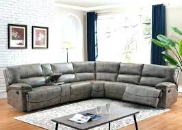 leather sectional sofa with recliner clearance sectionals sofas with recliners recliner leather sectional