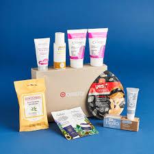 target cosmetics black friday target beauty box review u2013 april 2017 naturals box my