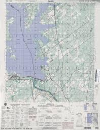 Sam Houston State University Map by