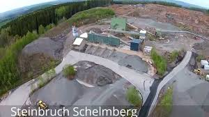 Schicker Bad Berneck Steinbruch Schelmberg Kirchberg überflug Mit Drohne Phantom 2