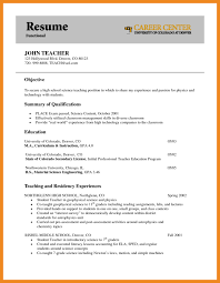 functional resume objective objective summary example art resume examples