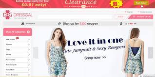 dress gal dressgal website review haul paperblog