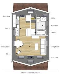 Large Tiny House Plans by Images About Gambrel Roof Tiny House On Pinterest Mini Cabins And