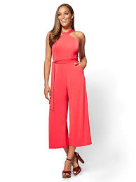 Red Jumpsuits For Ladies Rompers Jumpsuits For Women Ny U0026c