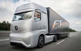 mercedes truck and mercedes future truck 2025 get ready to the road with