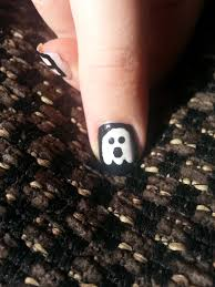 scary bats and full moon halloween nail art tutorial youtube