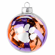 clemson tigers items clemson ornaments