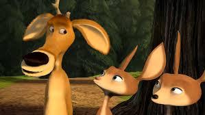 image open season 3 elliot gisela giselita 2011 screenshot png