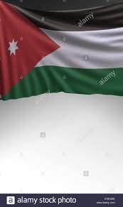 Flag Jordan Jordanian Flag Stock Photos U0026 Jordanian Flag Stock Images Alamy