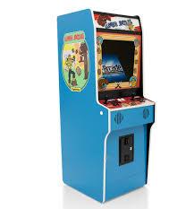 x arcade lumber jacques arcade machine donk it kong technabob