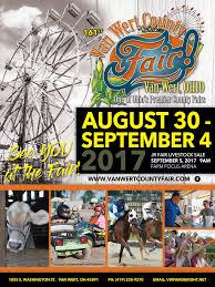Ohio State Fair Map by Van Wert County Fair U2013 One Of Ohio U0027s Premier Fairs
