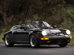 porsche californication porsche 911 speedster 1989 sprzedane giełda klasyków