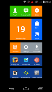 apk laucher nokia x launcher apk for any android smartphone