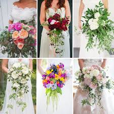 cascading bouquet cascading bouquet inspiration fiftyflowers the