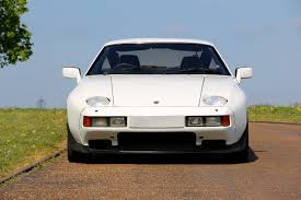 porsche 928 white 1981 porsche 928 s being auctioned at barons auctions