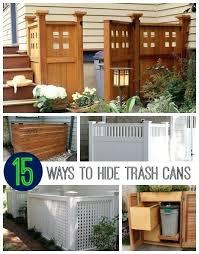 Kitchen Trash Can Ideas Best Kitchen Trash Can 25 Best Kitchen Trash Cans Ideas On