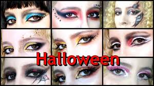 Halloween Eye Makeup Ideas by More Michty Halloween Makeup Ideas 2nd Deeper Halloween Trailer