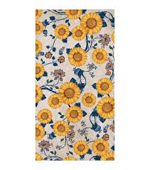 paper napkins fall into color 16 pack paper napkins sunflower joann