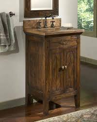 redoubtable country vanity bathroom custom new handmade bathroom
