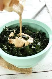 kale salad for thanksgiving kale salad with tandoori roasted chickpeas minimalist baker recipes