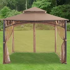 Garden Winds Replacement Swing Canopy by Replacement Canopy For Gardena Gazebo Riplock 350 Garden Winds