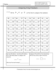 Multiplication By Two Digits Worksheets Free Math Printouts From The Teacher U0027s Guide