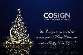 and newyear holidays cosign nv sa