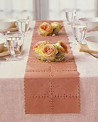 affordable table runner ideas