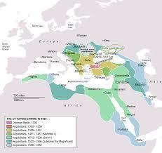 Map Of Ottoman Empire 1500 Atlas Of The Ottoman Empire Wikimedia Commons