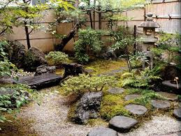 best homes with japanese garden design for small spaces on