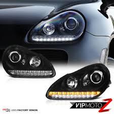 porsche cayenne headlights porsche cayenne headlight ebay