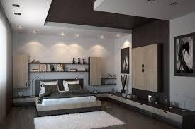 spot chambre à coucher faux plafond moderne dans la chambre à coucher et le salon salons