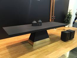 Black And Wood Dining Table 99 Dining Room Tables That Make You Want A Makeover