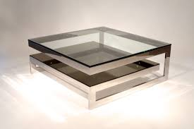 top 20 modern coffee tables 20 best collection of square coffee table modern
