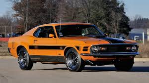 Mustang Mach One If There U0027s A Mustang To Own It U0027s This Super Cobra Jet Mach 1