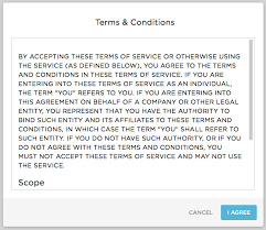 Terms Conditions Terms And Conditions Onelogin Help Center