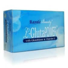 Gluta Soap royale l gluta power soap pack size single rs 350