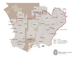 Long Beach Zip Codes Map by Aia Lb Sb U2013 Join