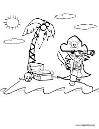 pirate ship coloring page eson me