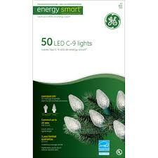 energy star led c9 lights general electric 97710sr energy smart 50 led constanton c9 light