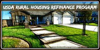 Usda Rural Housing Development Usda Rural Housing Refinance Wisconsin Illinois Minnesota Fl
