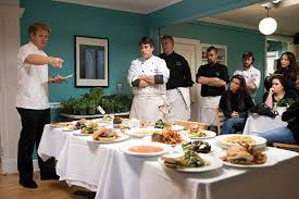 kitchen nightmares with chef gordon ramsay features a restaurant