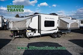 ultra light hybrid travel trailers new 2018 forest river solaire 213x ultra lite hybrid travel trailer
