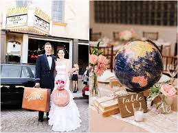 30 travel themed wedding ideas you 39 ll want to steal deer pearl