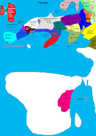 The Map Of Africa Lets Redraw The Map Of Africa