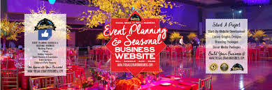 event planners event planning seasonal business