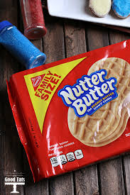 nutter butter christmas light cookies grace and good eats