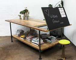 Drafting Table Uk Drafting Table Etsy