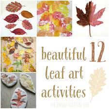 12 autumn leaves art activities the imagination tree