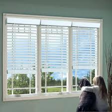 window blinds window blind hardware cordless faux wood in w